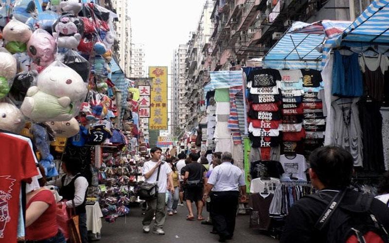 Quảng Châu được xem là nguồn hàng giá rẻ nhất thế giới